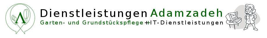Grundstückspflege Berlin | PC-Service Berlin |  Firma Adamzadeh
